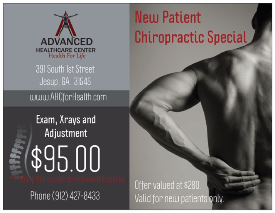 New Chiro Special 2018